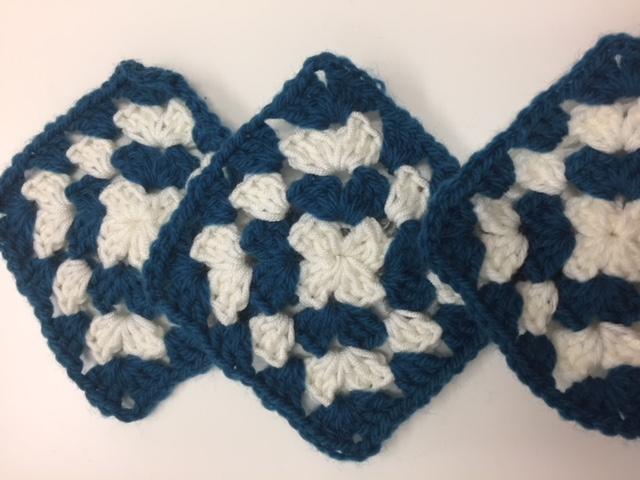 Beginner crochet