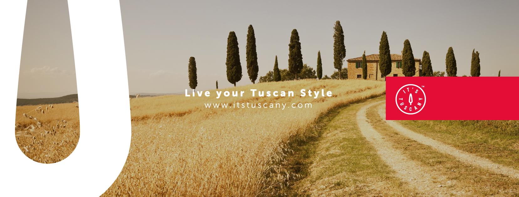 It's Tuscany